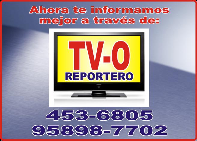 TV - O  REPORTERO