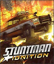 Stuntman: Ignition 240x320 Touchscreen,games for touchscreen mobiles,java touchscreen games
