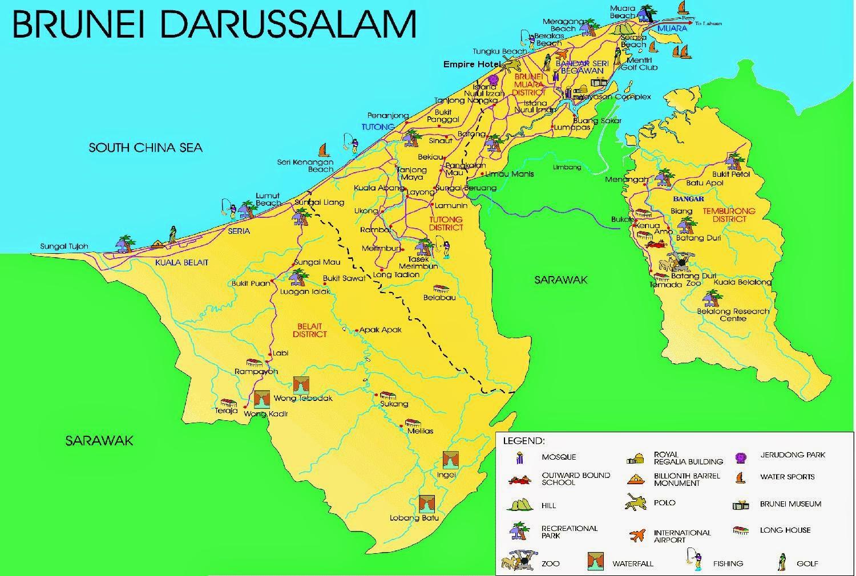 Brunei Darussalam Negeri Muslim Yang Penuh Keajaiban