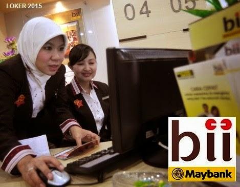 Lowongan Kerja Bank BII Terupdate