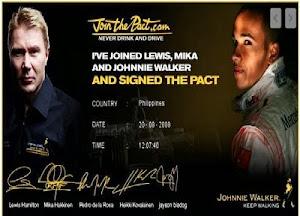 Champ Mika, JW and McLaren