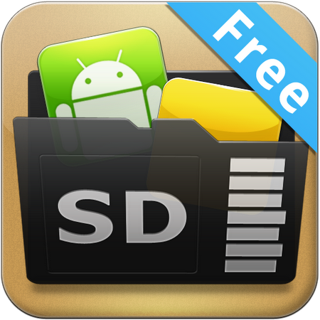 Move Transfer App to SD Card Android