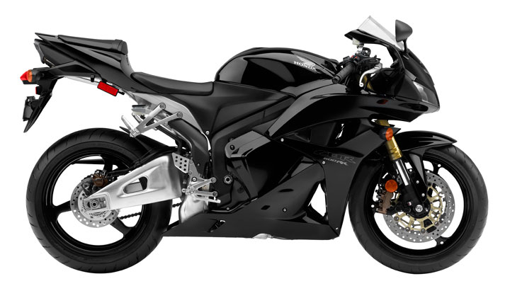 2012 New Honda CBR600RR C-ABS
