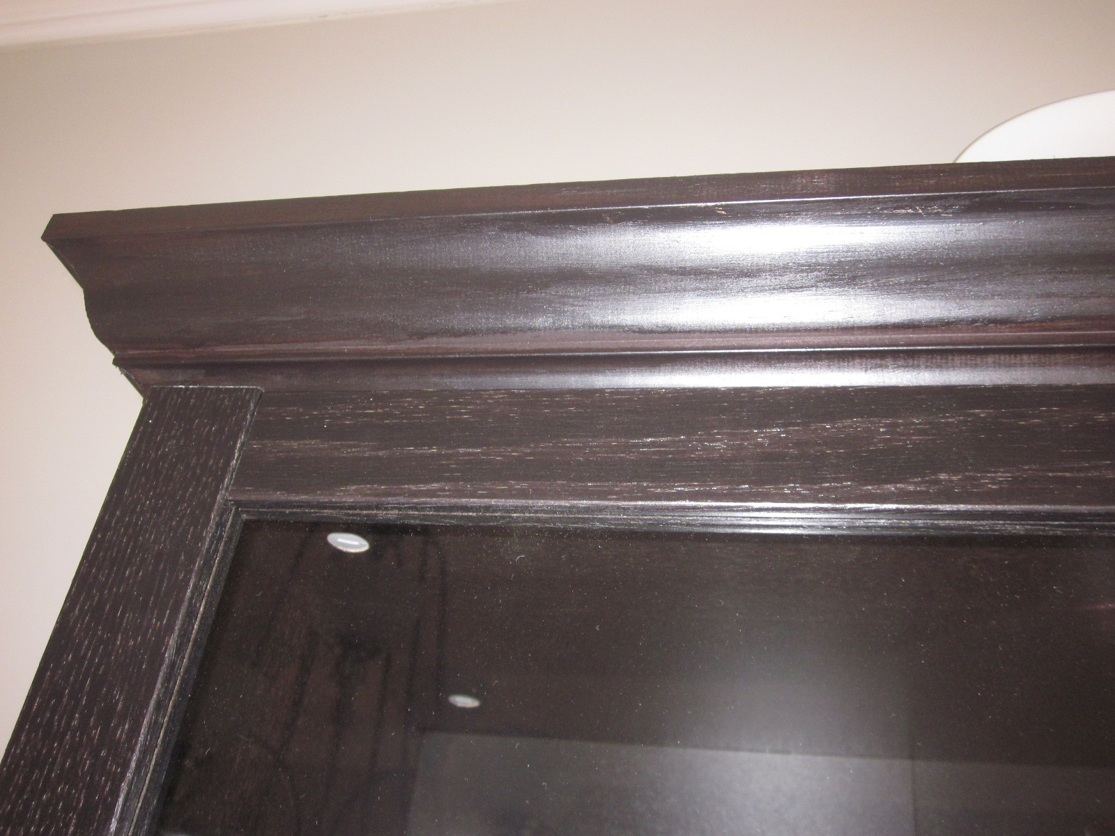 Only Essentials Matching Ikea 39 S Black Brown Stain On Billy Bookcase
