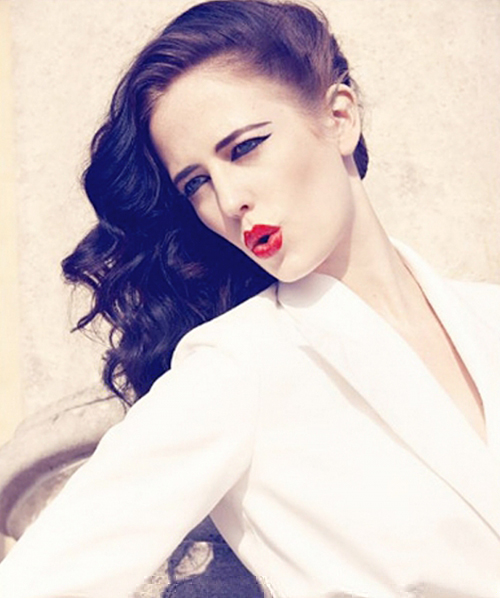 Eva Green Hairstyles Photoshoot 6