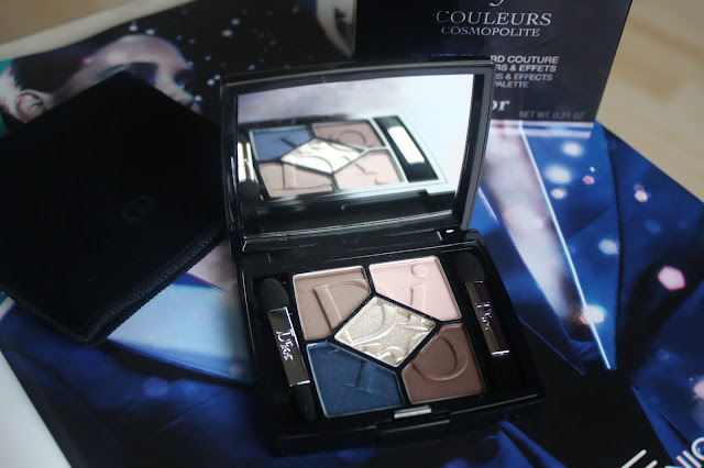 Dior 5 Couleurs Cosmopolite Couture Colours & Effects Eyeshadow Palette #766 Exuberante