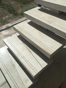 Revestimento Escada - Obra Taquarí