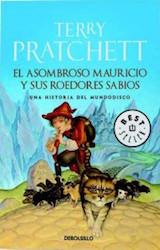 Pratchett Mauricio roedores sabios