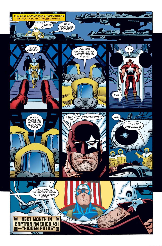 Captain America (1998) Issue #30 #36 - English 22