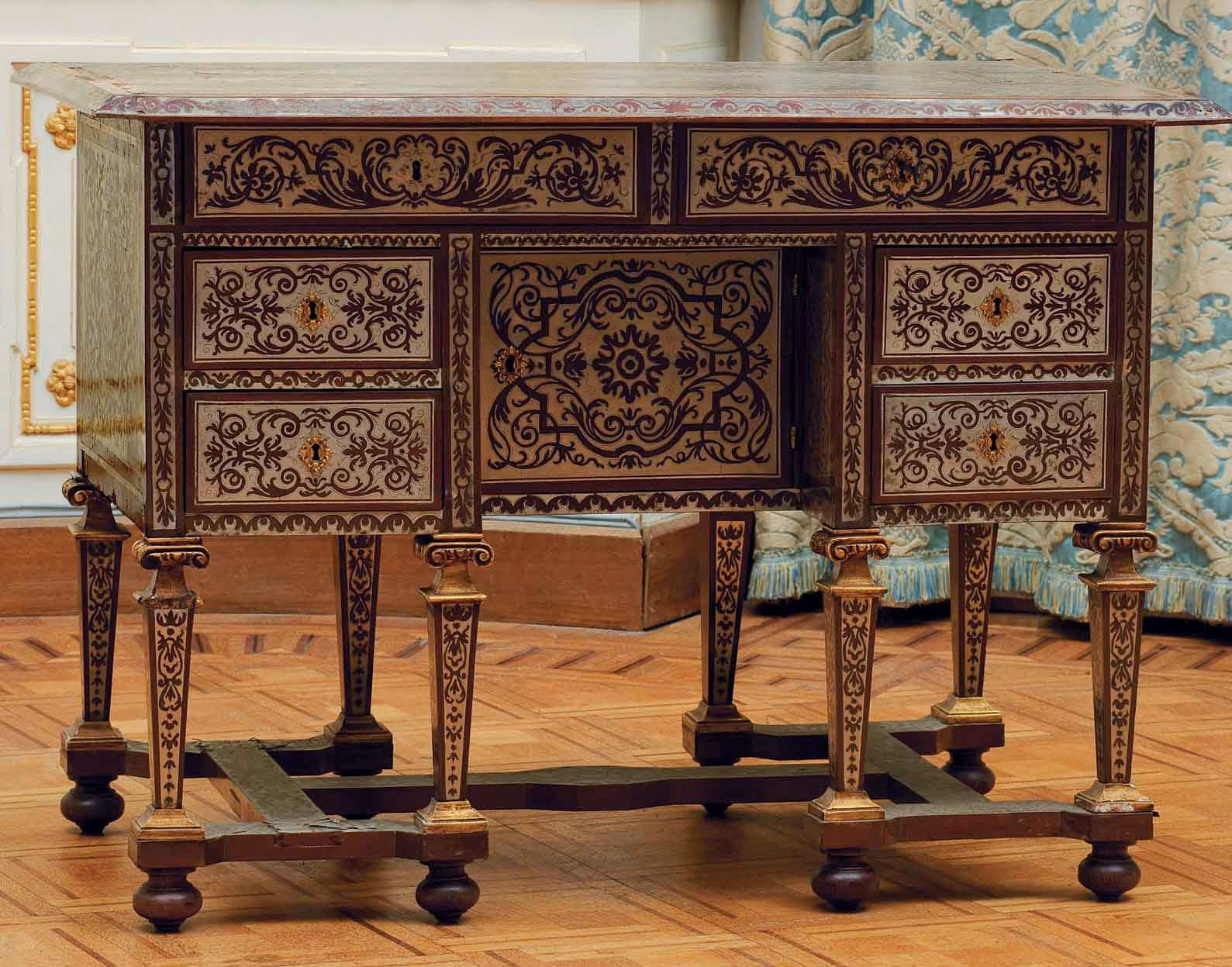 marqueterie boulle mars 2014. Black Bedroom Furniture Sets. Home Design Ideas