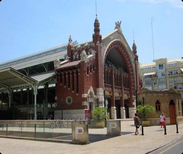 Blogger Traveller Valencia: Mercado de Colón
