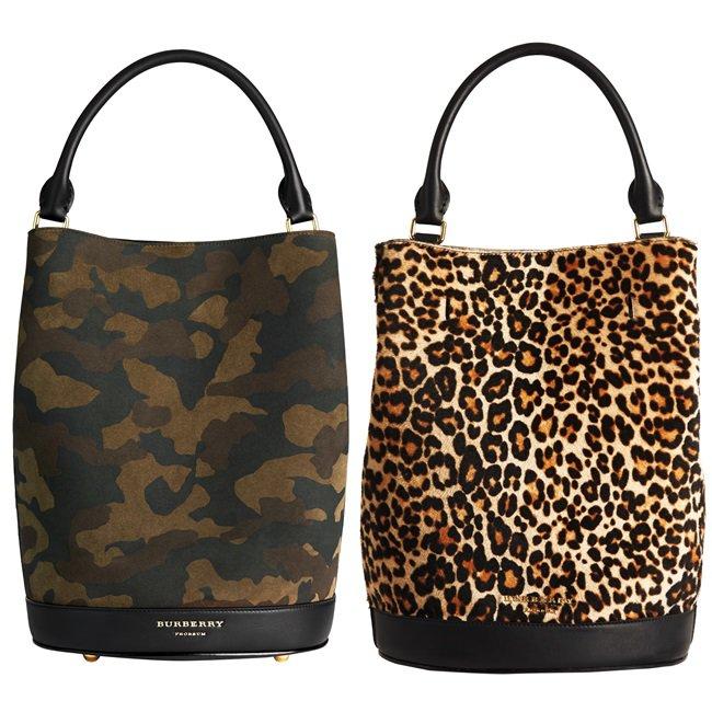 Burberry Bags Bucket