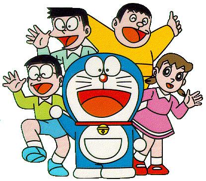 Dibujos animados doraemon for Doraemon immagini da colorare