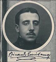 Alférez Ricardo Escribano Aguado