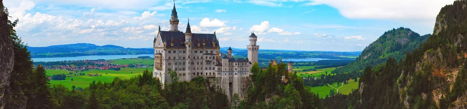 Neuschwanstein & Hohenschwangau Castles