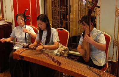 sejarah musisi | musisi cina | Musik tradisional cina