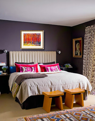 Art blog for the inspiration place decorating a dark - Sensual paintings for the bedroom ...