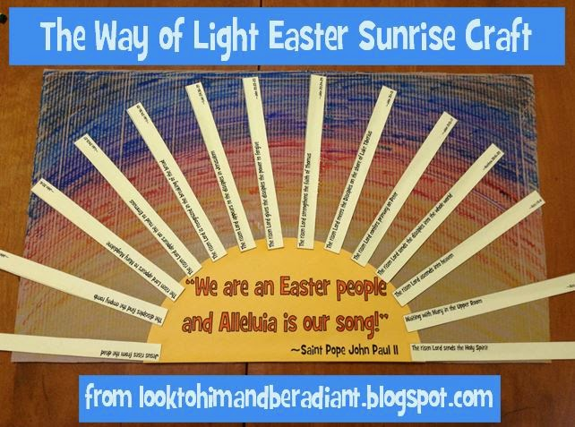 http://looktohimandberadiant.blogspot.com/2014/04/the-way-of-light-easter-sunrise-craft.html