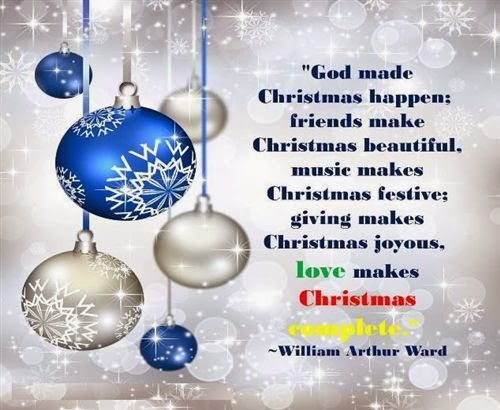 Sayings About Friends At Christmas : Christmas friendship quotes