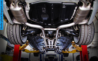 Mercedes b150 exhaust - صور شكمان مرسيدس b150