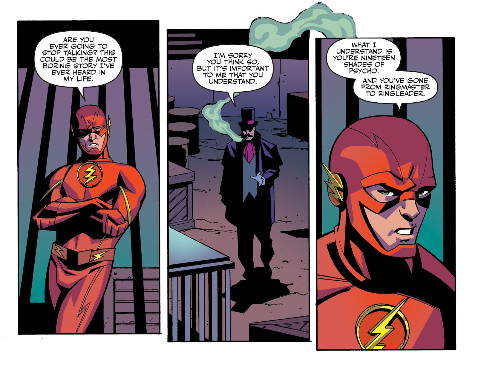 The Flash: Season Zero [I] Issue #5 #5 - English 7