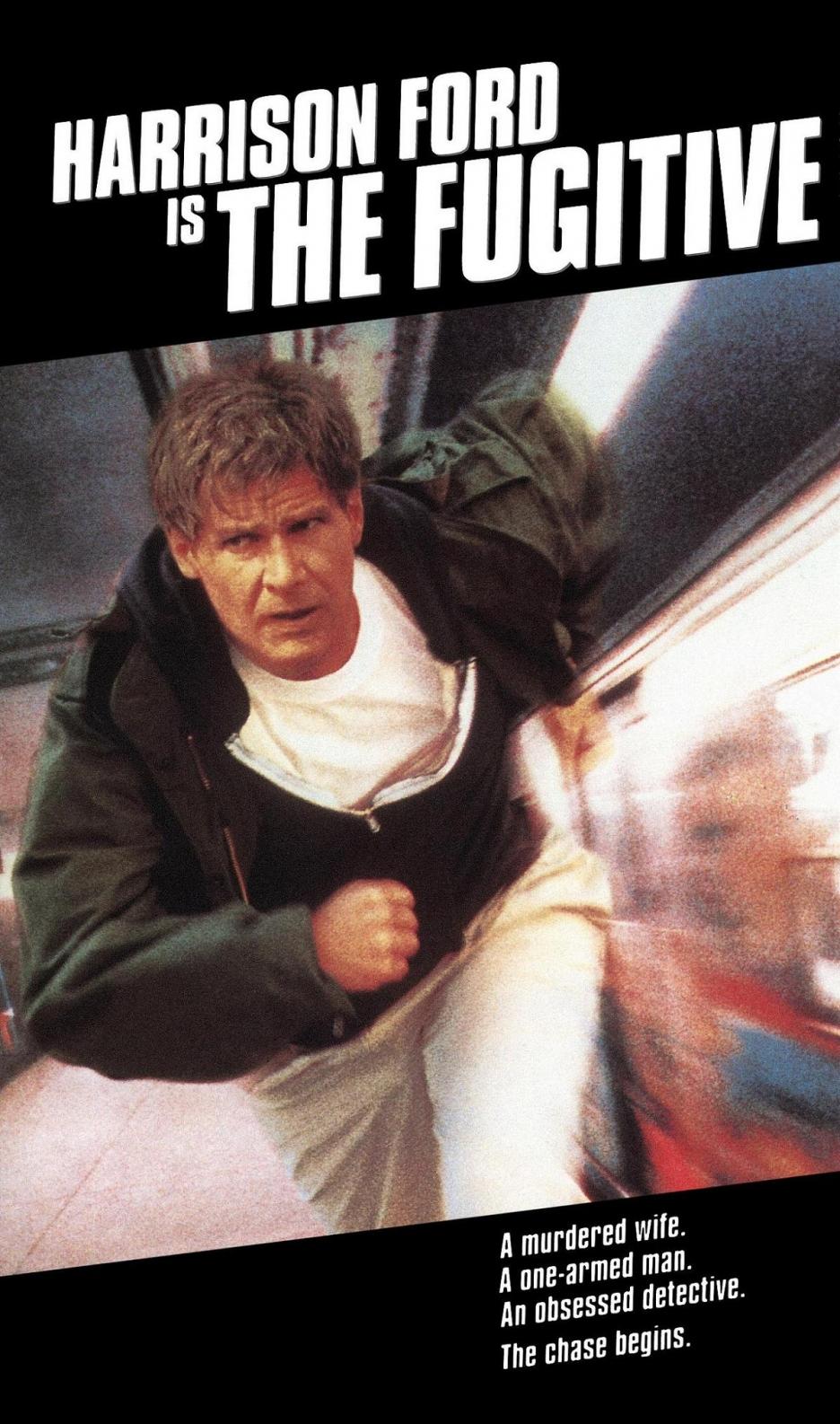 беглец фильм 1993