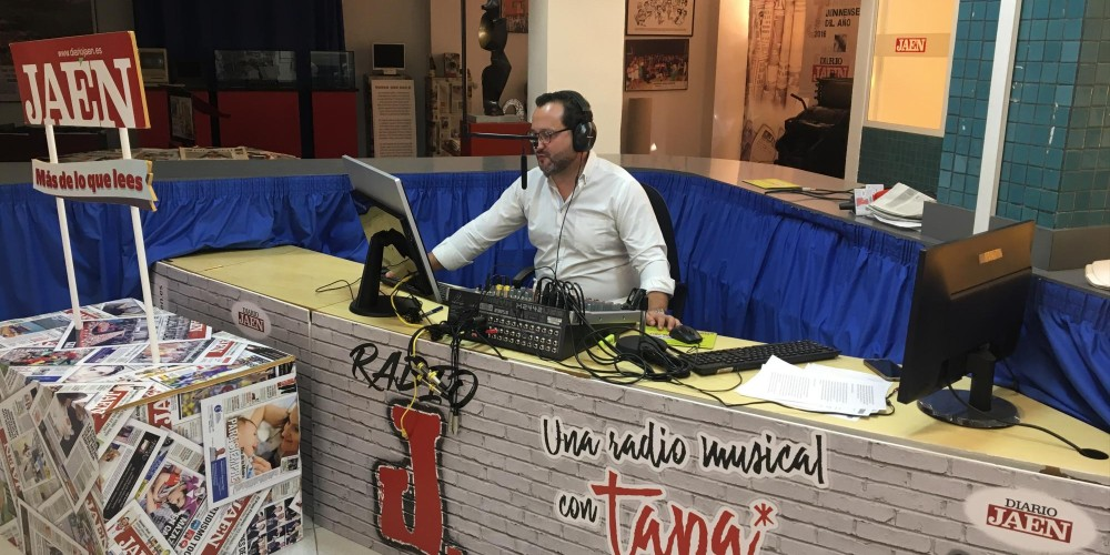 DIARIO DE JAÉN APUESTA POR LA RADIO ONLINE