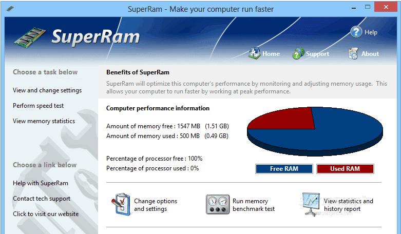 PGWare SuperRam 6.4.13 2015 Full Versi Terbaru