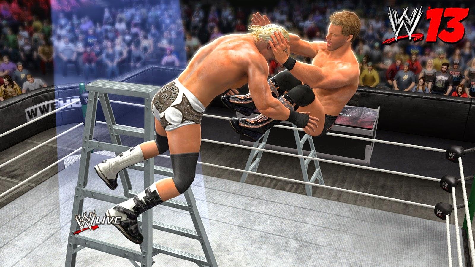 WWE Games - Play WWE Online Games