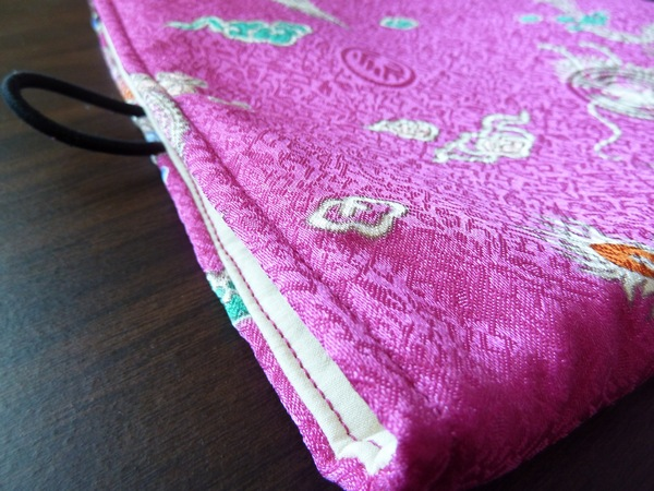 diy ipad case chinese fabric