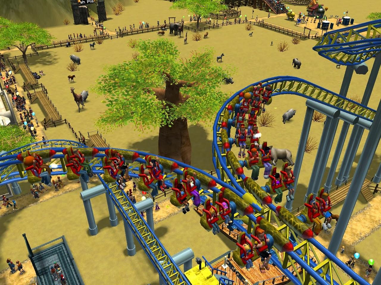 how to run roller coaster tycoon 1 on windows 7