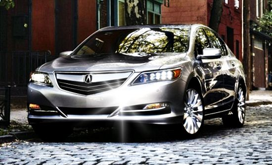 2017 acura rlx sport hybrid car drive and feature. Black Bedroom Furniture Sets. Home Design Ideas