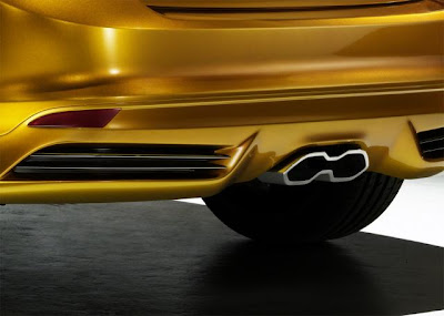 2012 Ford Focus ST Gold