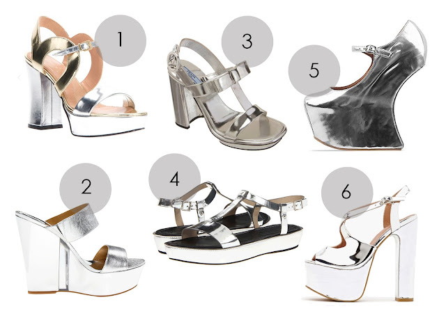 silver wedges, uk fashion, where to get the look, how to wear silver wedges, silver sandals.