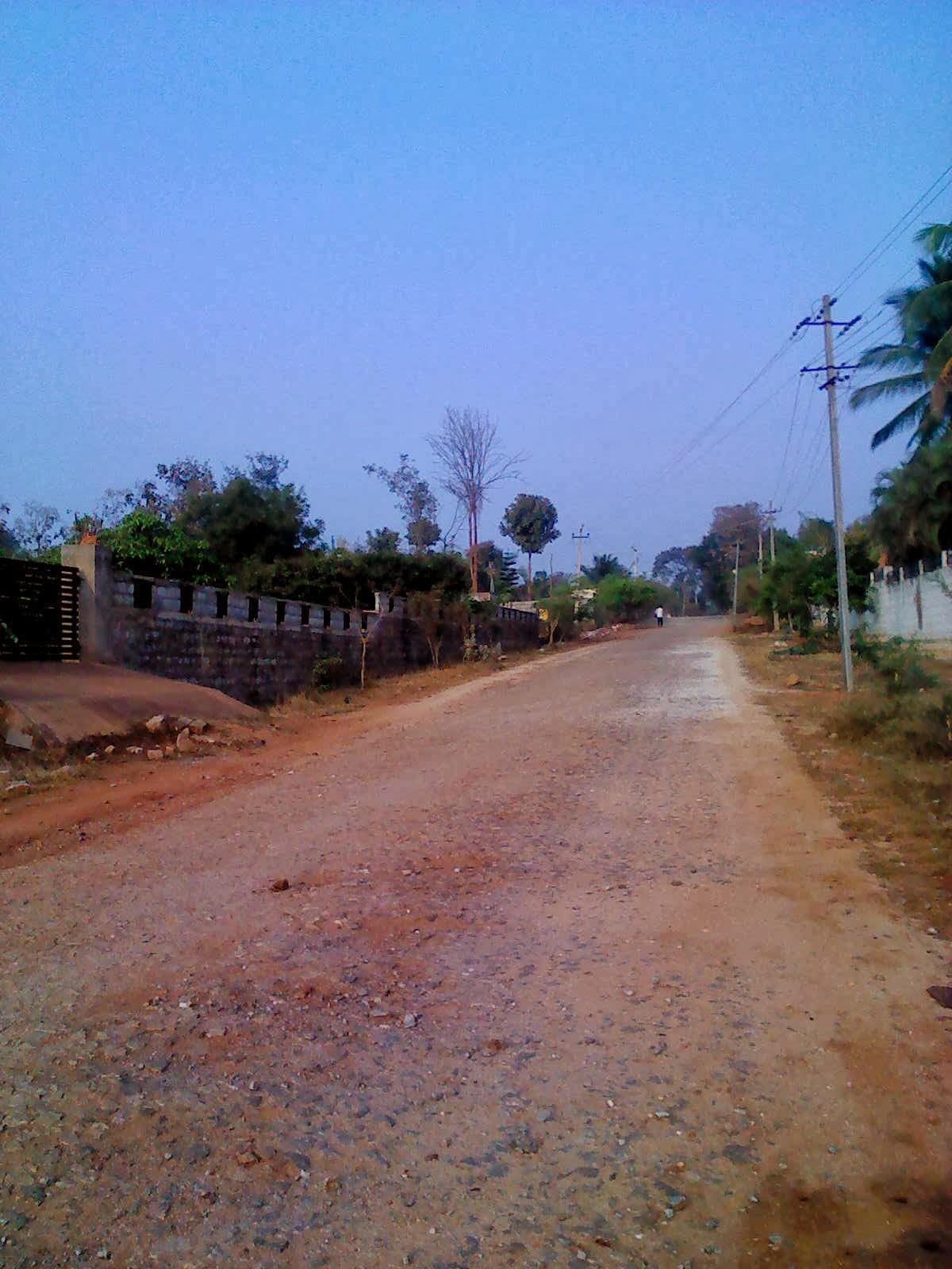 Bad Roads near Alur