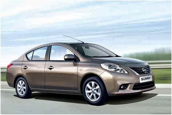 Nissan Sunny Automatic Car Wallpaper