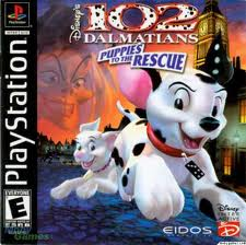 102 Dalmatians - Puppies to the Rescue - PS1 - ISOs Download