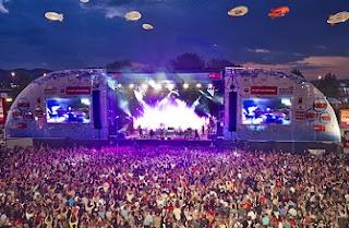 Festival Donauinsel - Isla del Danubio