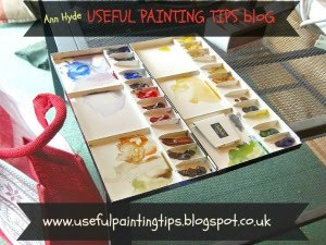 Useful Painting Tips....