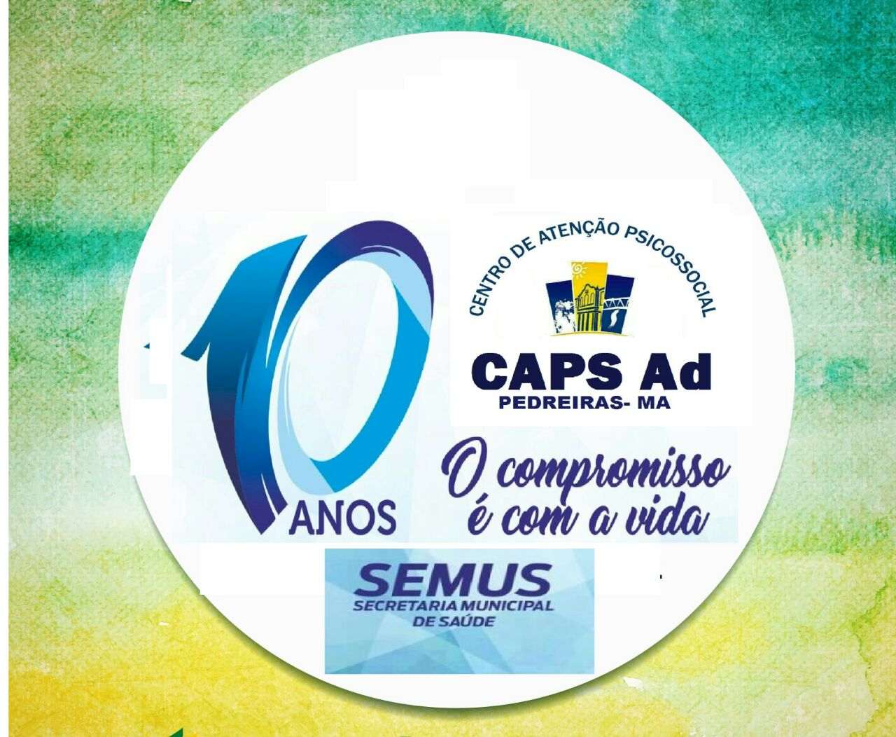 10 ANOS CAPS AD