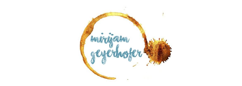 MIRIJAM GEYERHOFER