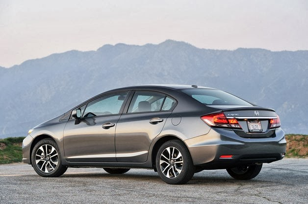 2013 honda civic review we obsessively cover the auto industry. Black Bedroom Furniture Sets. Home Design Ideas