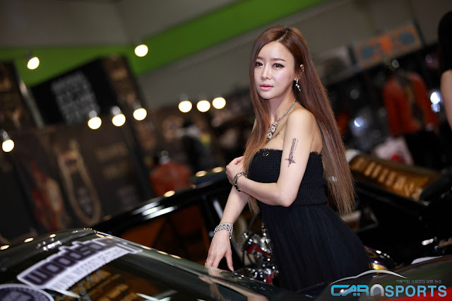 3 Song Yee Na - 2015 Seoul Auto Salon - very cute asian girl-girlcute4u.blogspot.com