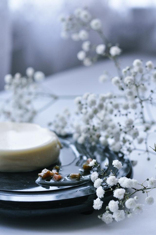 BalticBox receptes - panna cotta ar plūškoka sīrupu
