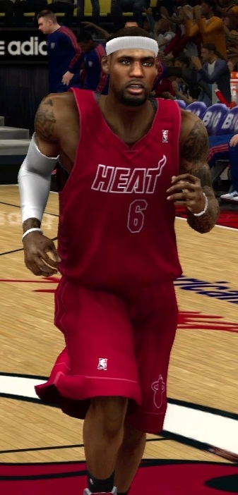 Miami Heat Christmas Jersey