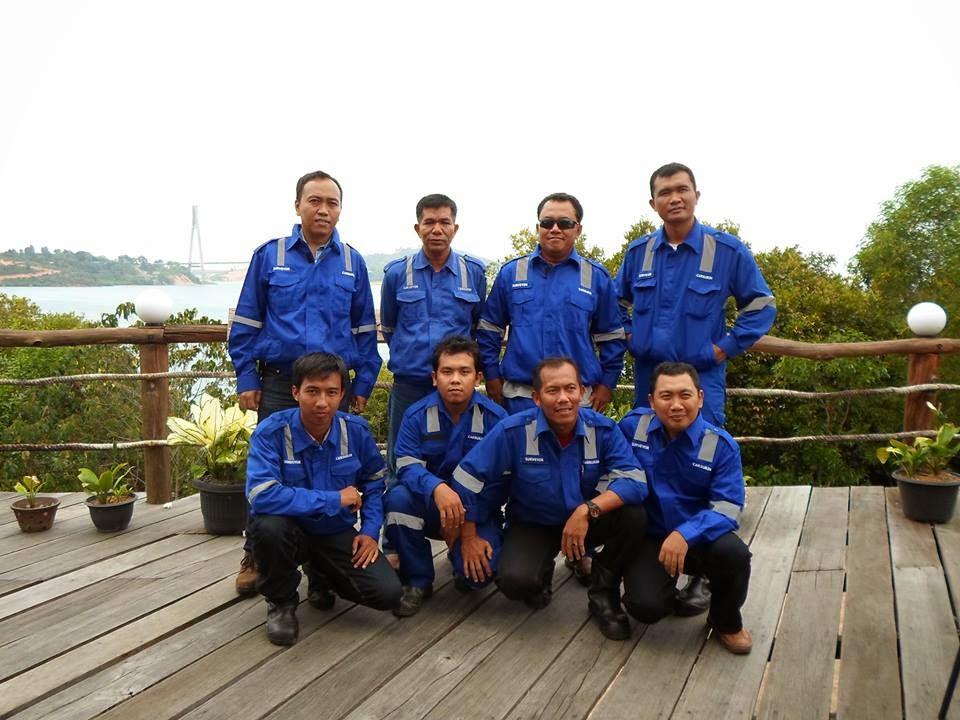 Marine Surveyor Indonesia