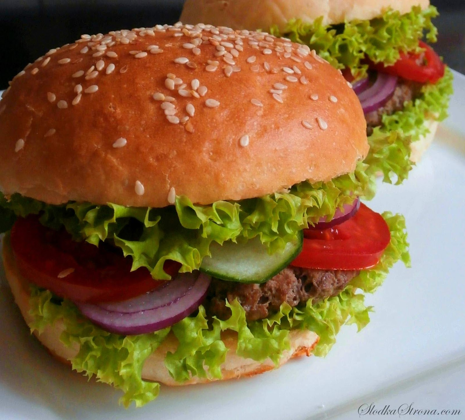 hamburger zdjecia
