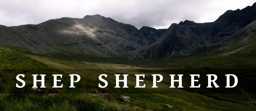 Shep Shepherd's Theology Blog