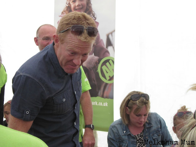 Adam Henson at The Big Feastival 2013
