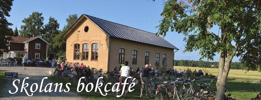 Skolans bokcafé i Ekebybro